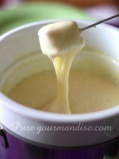 Fondue de formatge - www.puregourmandise.com