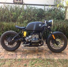 BMW custom cafe racer More