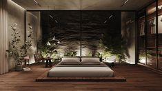 Bathroom Design Luxury, Modern Bedroom Design, Master Bedroom Design, Home Decor Bedroom, Home Interior Design, Elegant Home Decor, Elegant Homes, Amazing Architecture, Interior Architecture