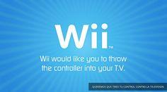 En la Noche de la Verdad sobre las Marcas... Hoy es el Caso #Wii. #LasMarcasReales