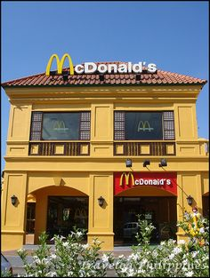 Mcdo In Vigan Ilocos SuR. Nice marketing campaign with the help of history/architecture. Filipino Architecture, Philippine Architecture, Spanish Architecture, Vigan Philippines, Mc Do, Philippines Destinations, Ilocos, Philippines Culture, Architecture Wallpaper