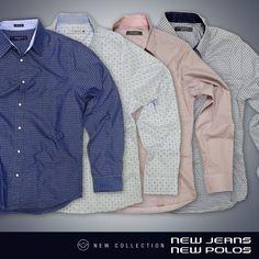 As camisas estampadas são uma tendência que tornam os looks mais formais em mais casuais. Onde vc as usaria?