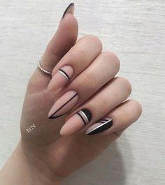 Best Acrylic Nails, Acrylic Nail Designs, Nail Art Designs, Matte Nail Art, Acrylic Art, Stylish Nails, Trendy Nails, Cute Nails, Fancy Nails