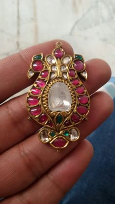 South indian pendant