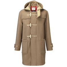 The Duffle Coat - Gloverall Monty