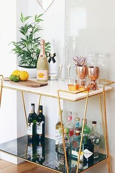 12 Best Bar Cart Ideas How To Make Diy Custom