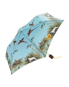 Joules null Womens Printed Brolly, Brindley Pheasant At. Blue.                     Rain, rain, go away, come again another day. Staying dry will have never looked so cool with this perfectly packable umbrella. Choose from a number of delightfully detailed prints.