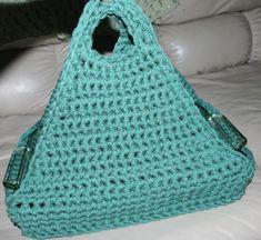 9x13 Casserole Tote Crochet, Free Pattern