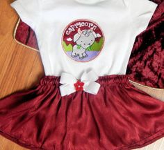 Personalized Capricorn Baby Girl Bodysuit by EmbroiderybySharon, $28.00
