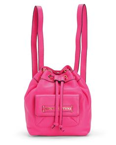 Robertson Leather Mini Backpack | Juicy Couture