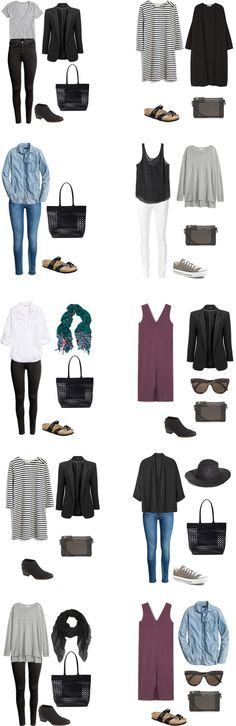 What to Wear in Stockholm Sweden Outfit Options 11-20 #travellight #packinglight #traveltips #travel