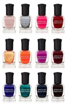 fun spring nail colors!