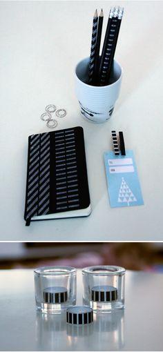 inspirera mera | washitejp washi tape DIY