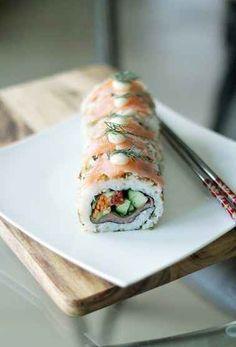 5. Recipe for no-fail sushi rice!