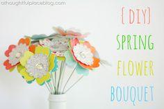 DIY Flower Kit from Target