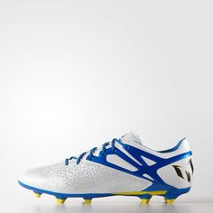 uk availability 845bb 9d9f0 Guayos Messi 15.2 Suelo Firme Artificial - White Accesorios Deportivos,  Firmes, Suelos,