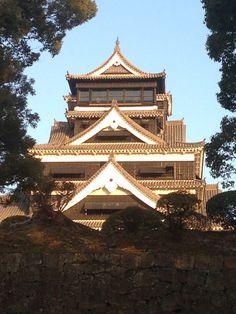 名城 熊本城!