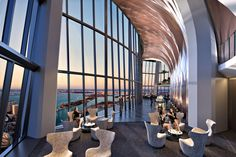 Zaha Hadid Architects Unveil New Renderings of One Thousand Museum Hotel