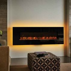 Browse full range of Electric fires and surrounds. Electric fires available with LED light and remote control. Inset Electric Fires, Wall Mounted Electric Fires, Built In Electric Fireplace, Painted Brick Fireplaces, Bioethanol Fireplace, Mounted Fireplace, Stove Fireplace, Fireplace Ideas, Antibes