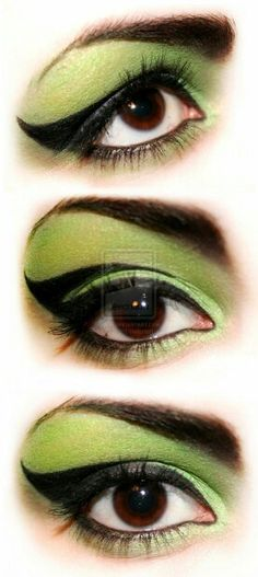 witch makeup for this halloween