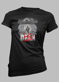 Dean Women's Basic T-Shirt | The T-Shirt Vault