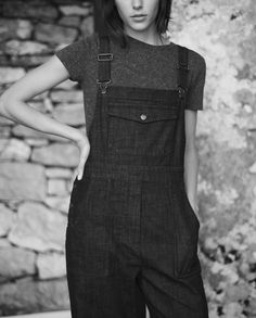 Indigo dungaree http://www.toa.st/content/lookbook/women/ss15/precollection-browse.htm#12
