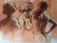 Robert Elliott - 3 x 3 minutes -pastel