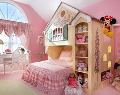 Girls Shared Bedroom Design, Pictures, Remodel, Decor and Ideas - page 6