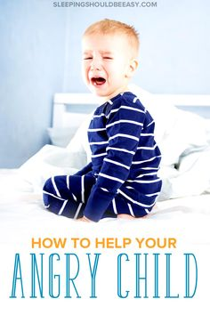 An angry child crying in bed Parenting Articles, Parenting Books, Kids And Parenting, Parenting Tips, Single Parenting, Social Skills For Kids, Teaching Social Skills, Children Will Listen, Crying Kids