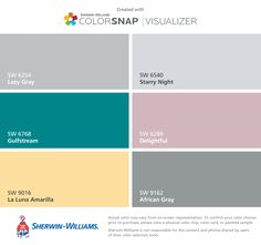 I found these colors with ColorSnap® Visualizer for iPhone by Sherwin-Williams: Mindful Gray (SW Repose Gray (SW Agreeable Gray (SW Slate Tile (SW Magnetic Gray (SW Silvermist (SW Exterior Paint Colors, Exterior House Colors, Paint Colors For Home, Tinta Sherwin Williams, Dovetail Sherwin Williams, Urbane Bronze Sherwin Williams, Sherwin Williams Silver Strand, Sherwin Williams Oyster Bay, Wordly Gray Sherwin Williams