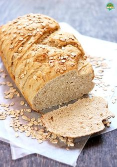 No Salt Recipes, Bread Recipes, Sweet Recipes, Baguette, Pan Dulce, Pan Bread, Pastry And Bakery, Happy Foods, Food Staples