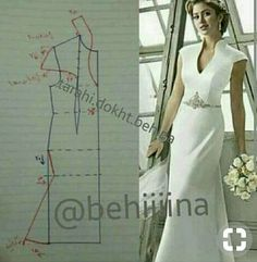 Couture Sewing Vestido Formal Clothing Patterns Dress Patterns Sewing Patterns Techniques Couture Sewing Techniques Make Your Own Dress Panel Dress Sewing Dress, Dress Sewing Patterns, Blouse Patterns, Sewing Clothes, Clothing Patterns, Diy Clothes, Fashion Sewing, Diy Fashion, Ideias Fashion