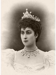 Princess Maud of Wales the future queen of Norway c 1896