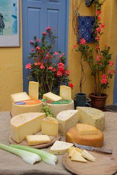 Llanboidy Cheese-- handmade Welsh cheese