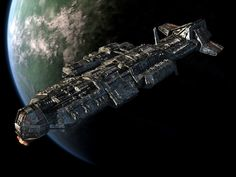 Built by the Lanteans during their war with the Wraith, the Aurora-class is considered to be among the most advanced class of warships ever created.