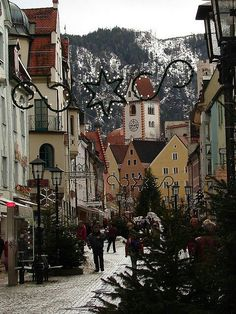 This village is amazing!  Christmas in Germany