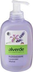 alverde NATURKOSMETIK Flüssigseife Lavendel Malve Dm, Soap, Personal Care, Bottle, Beauty, Organic Beauty, Germany, Personal Hygiene, Flask