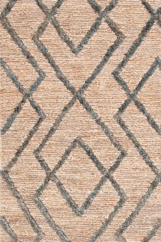 #DashandAlbert Marco Juniper Jute Soumak Woven Rug. We're head over paws for this striking original design, with a soumak weave background and cut-pile pattern. Due to the handcrafted nature, some variation in the height of the pile is expected. Available in four color combos.