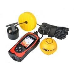 Cheap fishing locator, Buy Quality wireless fish finder directly from China fish finder Suppliers: Lucky Portable Cable / Wireless Fish Finder Sonar Sensor Alarm Fish Locator With Flashlight Detector Fishiing Tools Fish Finder, Sea Fishing, Fishing Equipment, 90 Degrees, Alarm System, Flashlight, Cable, Tools, Portable