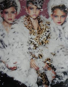 ANDREA JANKE Finest Accessories: CADEAUX ! Little Fashionista ... so lovely!