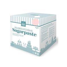 Сахарная мастика Squires Kitchen античная бежевая 1 кг — Каталог товаров