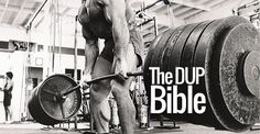 The Daily Undulating Periodization (DUP) Bible. Learn the principles of DUP from a Rocket Scientist Turned Fitness Pro Jason Maxwell.