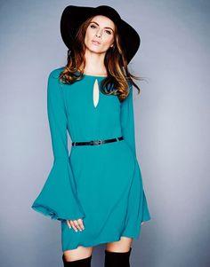 Lipsy Bell Sleeve #Dress