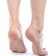 soft and smooth heels with hot olive oil treatment