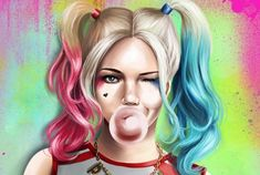 Joker Girl Photos wallpaper Full Ultra 4k HD Free
