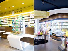 Rosenwind Pharmacy by UniversalProjekt, Seewalchen – Austria pharmacy office healthcare