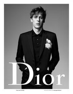 Stranger in a Room: Dior Homme Reveals Spring Campaign