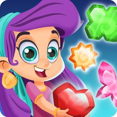 Magic Nightfall v1.1.0 Mega Mod Apk Villains have stolen eastern Kingdom treasures! Help Aisha to get back gems and jewels of the Kingdom while rescuing her cute animals friends. Put your puzzle-solving skills to the test in this marvellous eastern colorful world using shiny combos super pets power ups and build up your pearl power to defeat wacky villains in epic match battles unleash Aisha gathering abilities and powers.  FEATURES  Easy addictive puzzle gameplay! Match and connect…