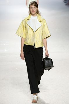 3.1 Phillip Lim Spring 2014 Ready-to-Wear Fashion Show - Hedvig Palm