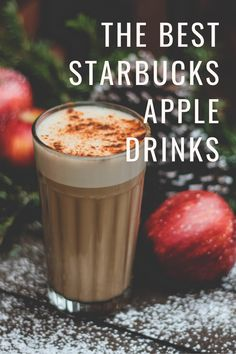 With the fall coming soon and the temperature dropping, nothing can be more amazing than some Starbucks apple drinks. Yes, this is surely one of the game-changing news for all the Starbucks lovers out there! Starbucks is always a good choice when it comes to coffee, tea, or any soothing beverages like lemonade, spiced-up juices, and more. #starbucks Coffee Cream, Coffee Type, Black Coffee, Starbucks Secret Menu, Starbucks Drinks, Spiced Apples, Caramel Apples, Cinnamon Dolce Syrup, Types Of Coffee Beans